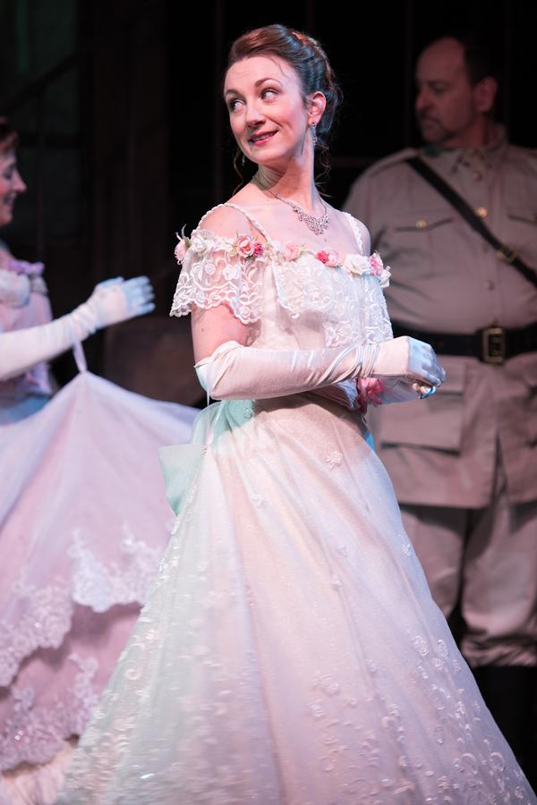 Sharon Rietkerk as Lily  Photo