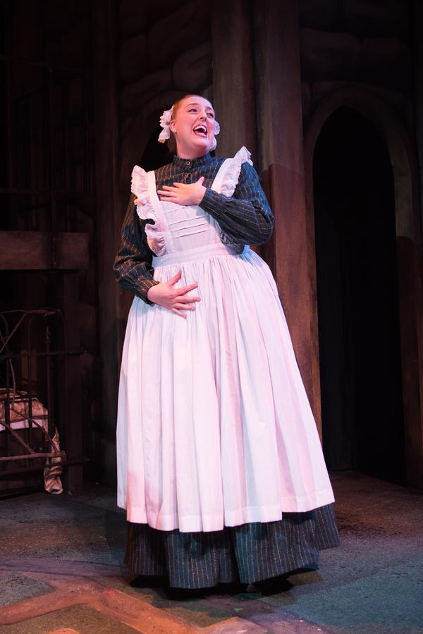 Heather Orth as Martha