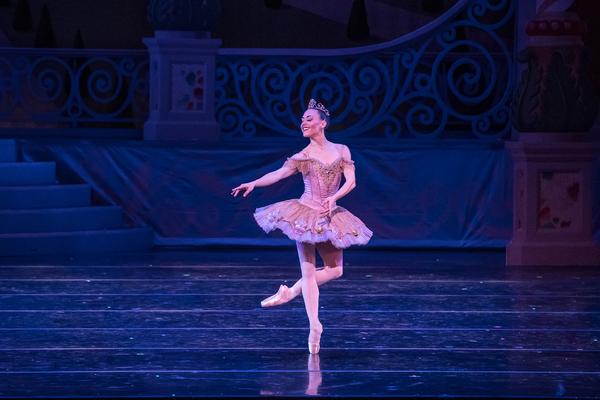 KC Ballet Dancer Tempe Ostergren. Photography: Brett Pruitt & East Market Studios.