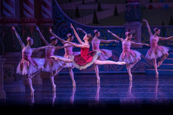Photo Flash: THE NUTCRACKER Dances Into Kauffman Center