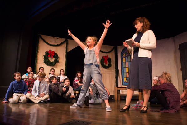 Photo Coverage: First Look at Worthington Community Theatre's THE BEST CHRISTMAS PAGEANT EVER