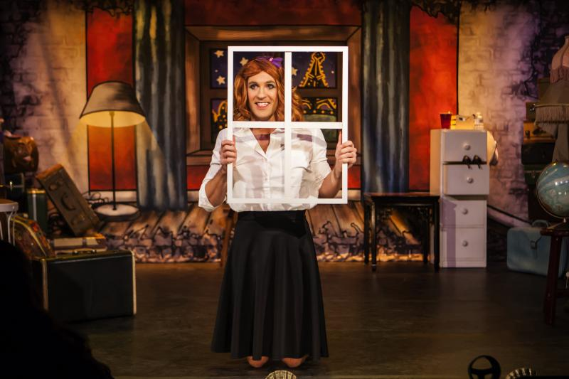 BWW Review: Mia Oh My! SO LONG BOULDER CITY Dazzles at Subculture Theatre