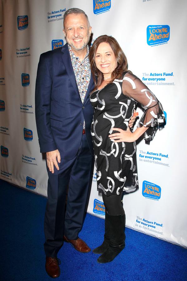 Keith McNutt and Sharon Lieblein