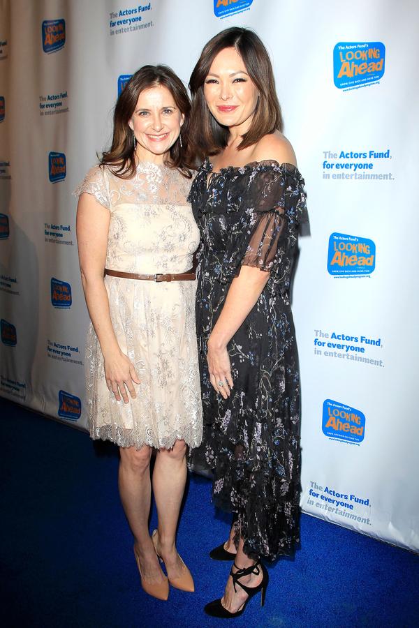 Kellie Martin and Lindsay Price Photo