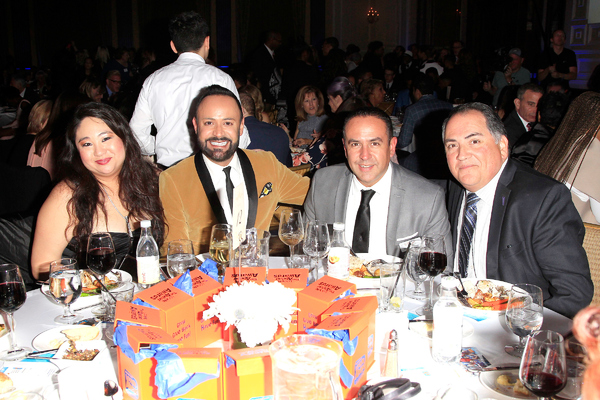 Nick Verreos, Louie Anchondo and company Photo