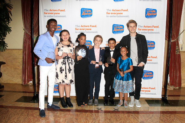 Photo Flash: The Actor's Fund Celebrates 2017 Looking Ahead Awards