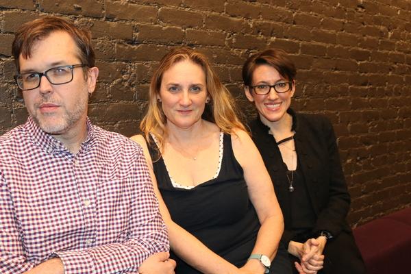 Peter Gil-Sheridan, Susan Bernfield, Lynn Rosen