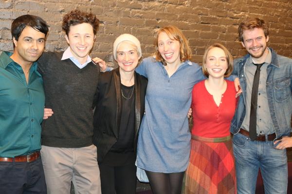 Debargo Sanyal, Adam Green, Jennifer Morris, Crystal Finn, Jacque Emord-Netzley, Aust Photo