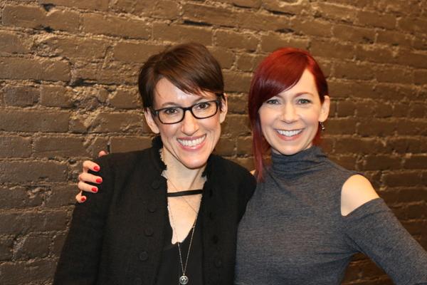 Lynn Rosen, Carrie Preston