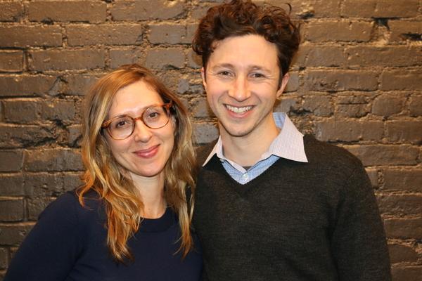 Miriam Silverman, Adam Green
