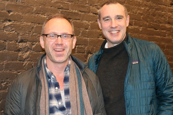 Photo Coverage: Inside Opening Night of THE POOL at The Flea Theater