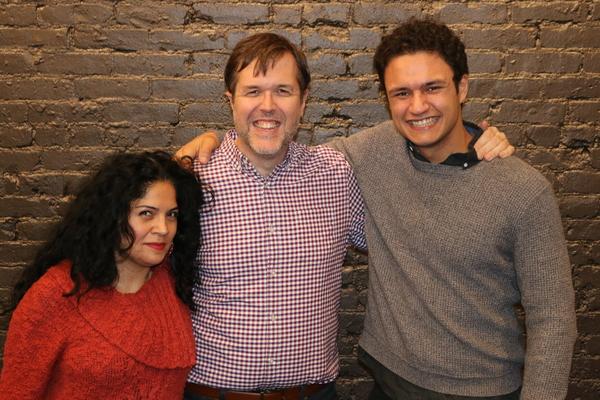 Annie Henk, Peter Gil-Sheridan, Juan Arturo