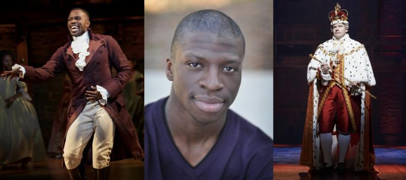 He Didn't Throw Away His Shot! Take a Look Back on Michael Luwoye's Journey With HAMILTON