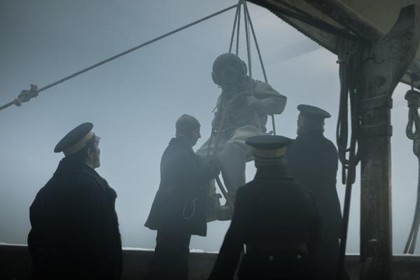 Photo Flash: First Look - AMC's Suspenseful Thriller THE TERROR