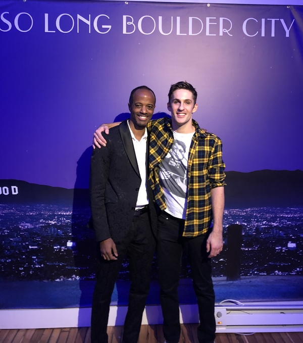 Photo Flash: Jimmy Fowlie, Jordan Black, Nick Adams and More Celebrate SO LONG BOULDER CITY Opening