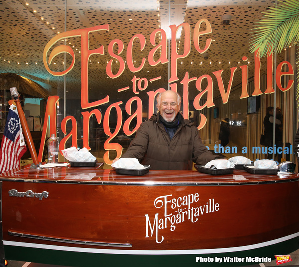 FREEZE FRAME: Jimmy Buffett Officially Opens up the Box Office for ESCAPE TO MARGARITAVILLE