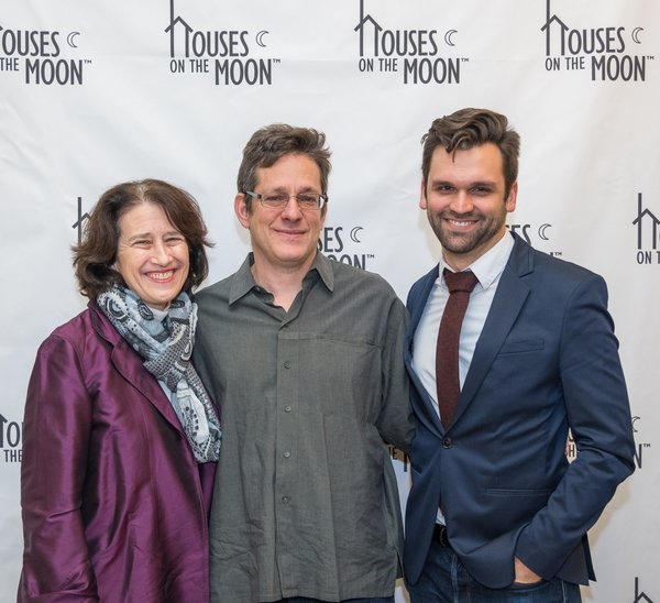 Producer and Houses on the Moon Board member Jane Dubin, De Novo writer and director  Photo