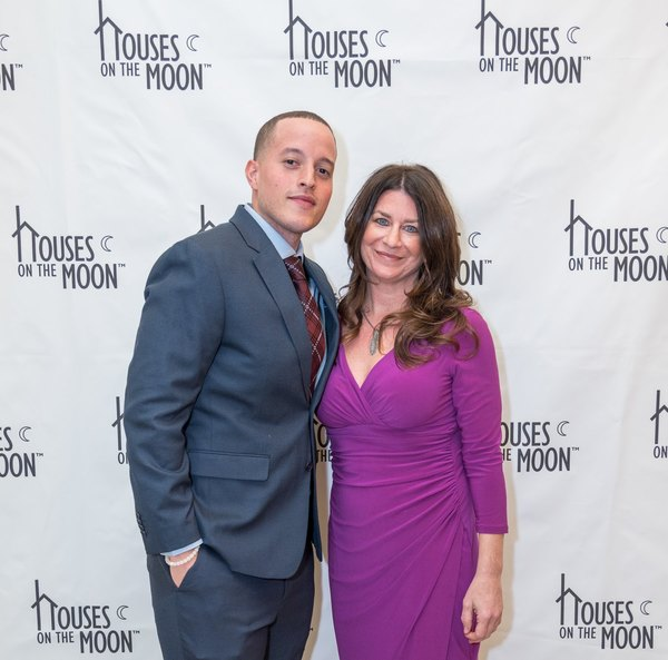 Manny Urena and Emily Joy Weiner