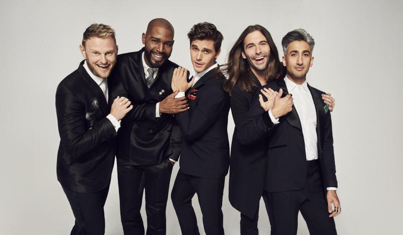 First Look - Meet the New Fab Five Stars of Netflix's QUEER EYE!