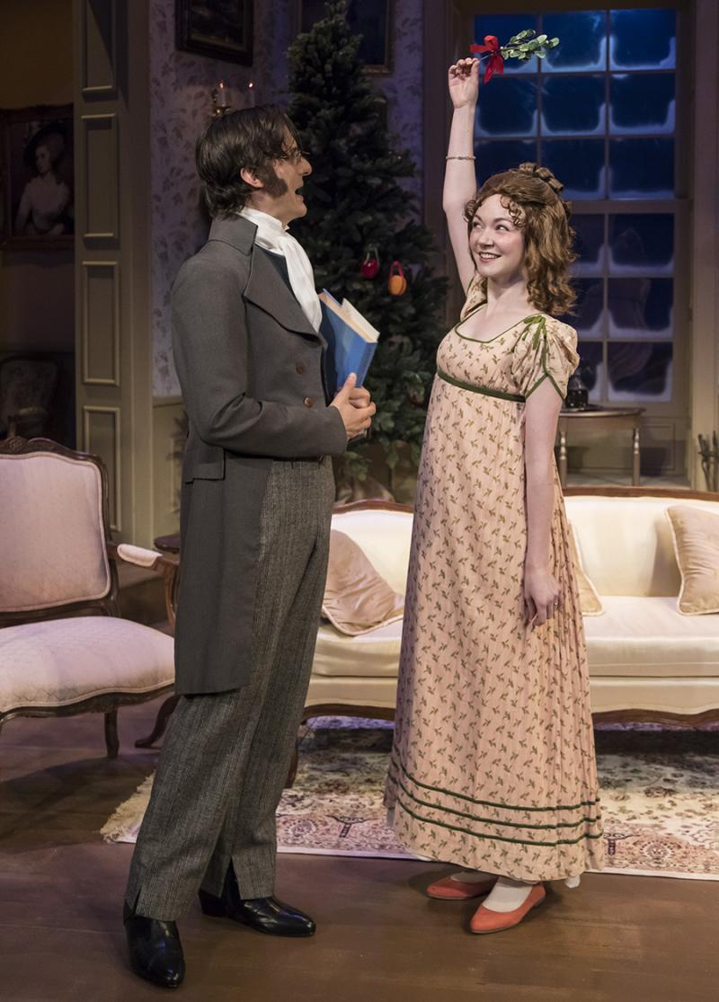 BWW Review: MISS BENNET: CHRISTMAS AT PEMBERLEY at Ensemble Theatre Company