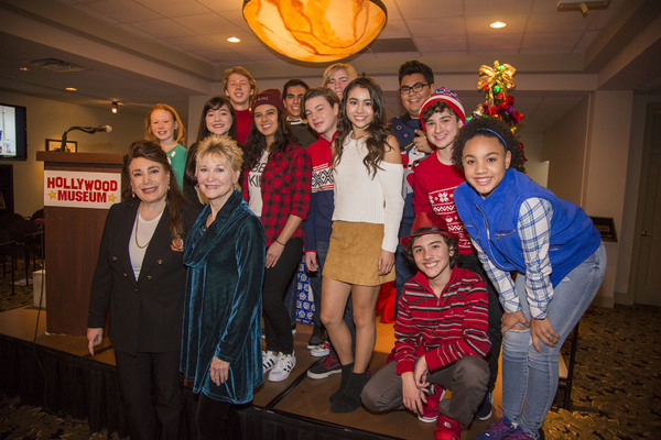 Donelle Dadigan and Dee Wallace with impressive roster of child performers including (in no particular order)  Chloe Noelle, Joey Luthman, Jax Malcolm, Landon Gimenez, James Calvo, Connor Dean, Sean-Ryan Petersen, Savannah Liles, Hunter Payton, Ciara Wils