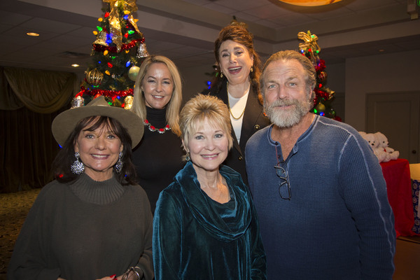 Dawn Wells, Erin Murphy, Dee Wallace, Donelle Dadigan and Darby Hinton