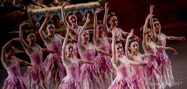 BWW Review: BALANCHINE'S THE NUTCRACKER at Academy Of Music