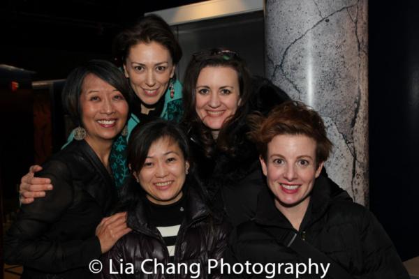 Jeanne Sakata, Mikiko Suzuki MacAdams, Lisa Rothe, Cat Tate Starmer Photo