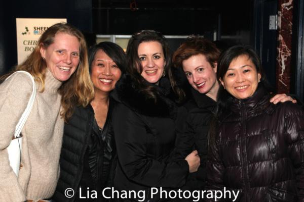 Mary K. Botosan, Jeanne Sakata, Lisa Rothe, Cat Tate Starmer, Mikiko Suzuki MacAdams Photo