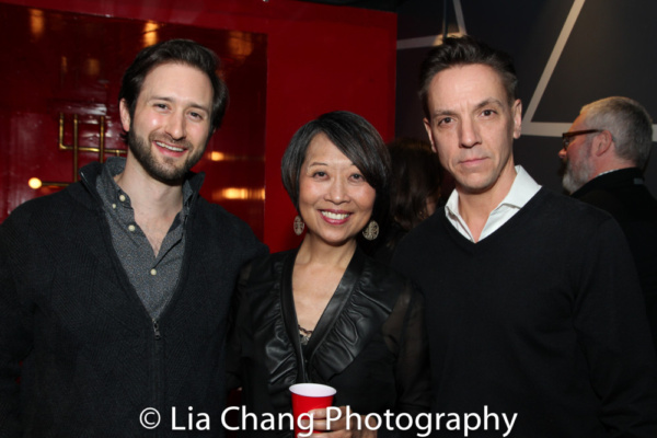 Photo Flash: Inside Opening Night Of HOLD THESE TRUTHS At The Sheen Center