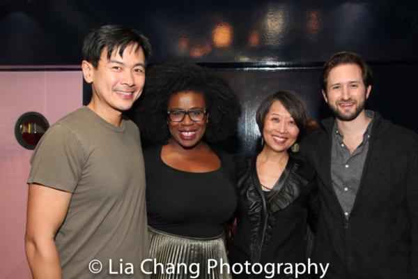 Joel de la Fuente, Uzo Aduba, Jeanne Sakata, Jesse Liebman Photo
