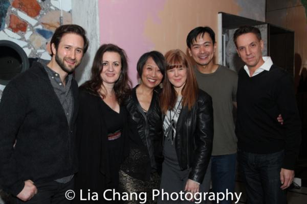Jesse Liebman, Lisa Rothe, Jeanne Sakata, Kim Martin-Cotten, Joel de la Fuente, Micha Photo