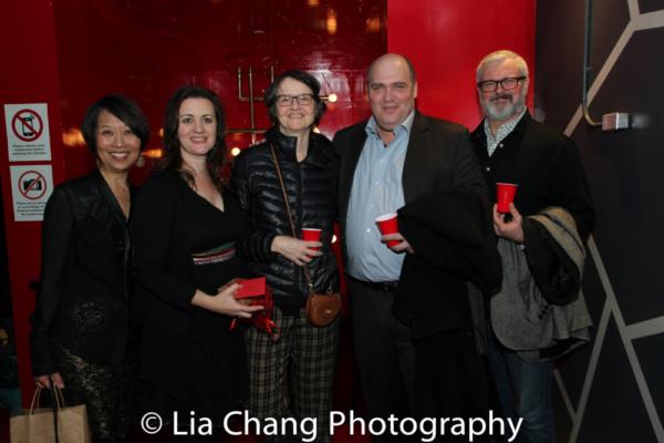 Jeanne Sakata, Lisa Rothe, Glen Fleshler, John Connolly Photo