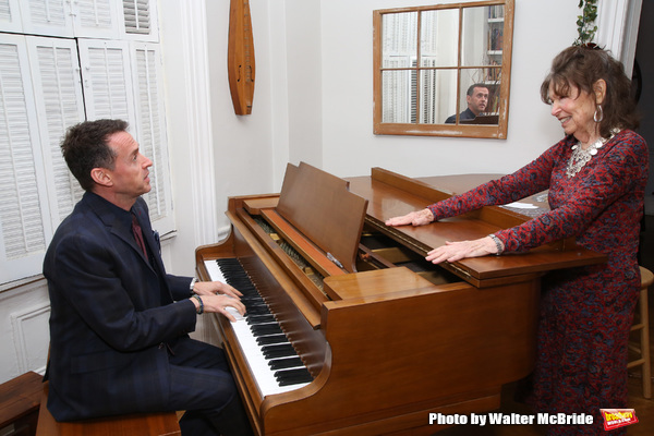 Photo Coverage: The Dramatists Guild Foundation Celebrates THE BAND'S VISIT Playwright Itamar Moses
