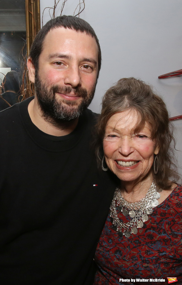 Itamar Moses and Gretchen Cryer