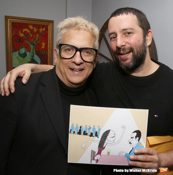 Ken Fallin and Itamar Moses