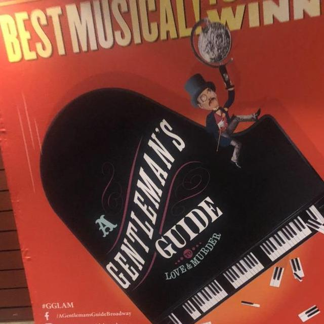 BWW Review: A GENTLEMAN'S GUIDE TO LOVE AND MURDER at Popejoy Hall