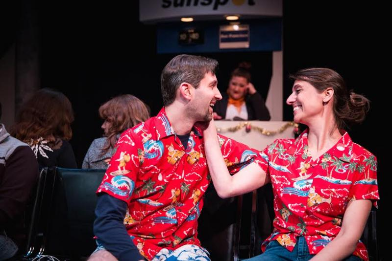BWW Review: Seattle Public Theater's THE FLIGHT BEFORE XMAS: Lighthearted Holiday Schadenfreude