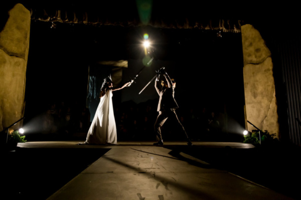 Photo Flash: First Look At Flint Youth Theatre's THE LION, THE WITCH AND THE WARDROBE