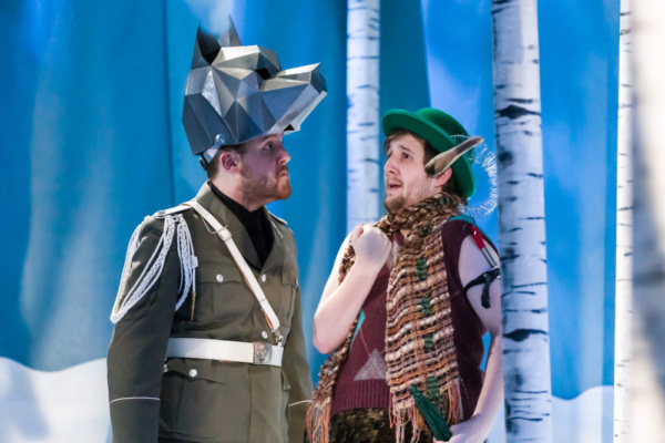 Photos: First Look At Flint Youth Theatre's THE LION, THE WITCH AND THE WARDROBE