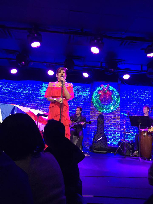Photo Flash: Doreen Montalvo Hosts Puerto Rico Benefit THIS IS WHAT AN AMERICAN LOOKS LIKE