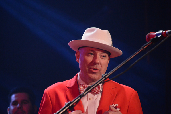 Photo Coverage: THE MAVERICKS Play The Music Hall at Tarrytown