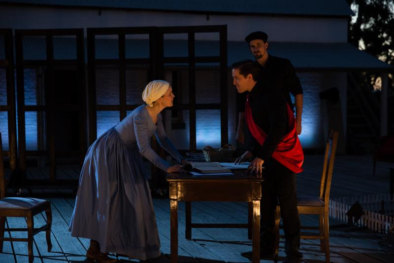 BWW REVIEW: Contemporary Take On Shakespeare's MEASURE FOR MEASURE Misses Its Opportunity To Make A Mark