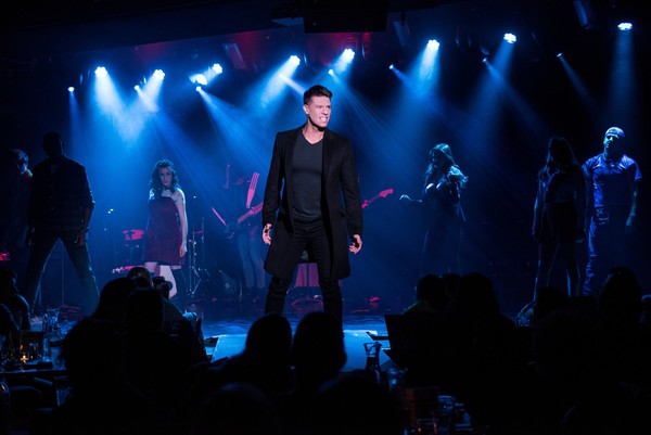 Photo Flash: A Steamy First Look at Now-Extended CRUEL INTENTIONS Off-Broadway