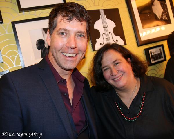 James Barbour and Rachel Kaufman