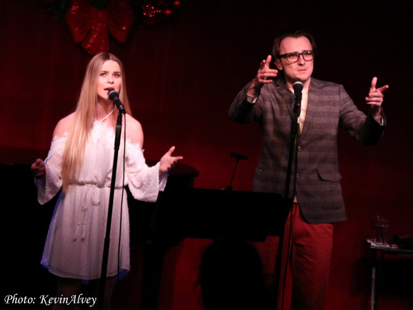Olivia Swearingen and Sam Oz Stone