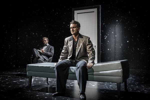 Photo Flash: First Look at THE TWILIGHT ZONE at Almeida Theatre