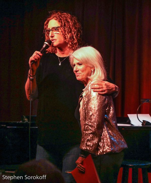 Judy Gold & Jamie deRoy