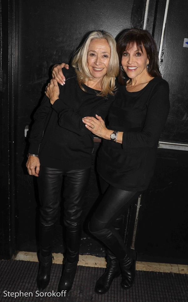 Eda Sorokoff & Joan Ryan