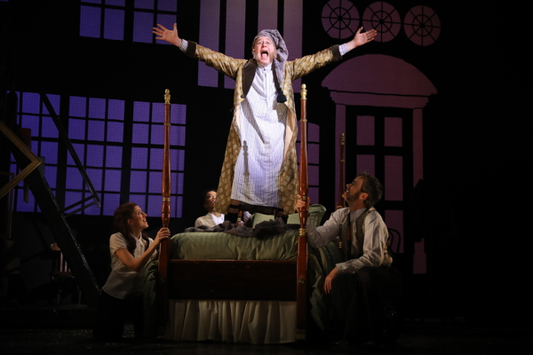 Photos: First Look at EBENEZER SCROOGE'S BIG PLAYHOUSE CHRISTMAS SHOW at Bucks County Playhouse